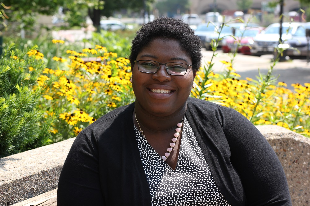 Welcome New Center Coordinator, LaTasha DeLoach